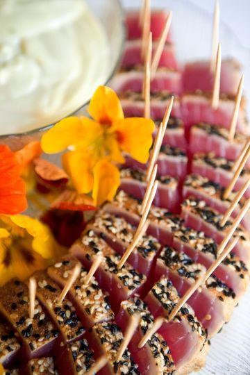 Wedding foods