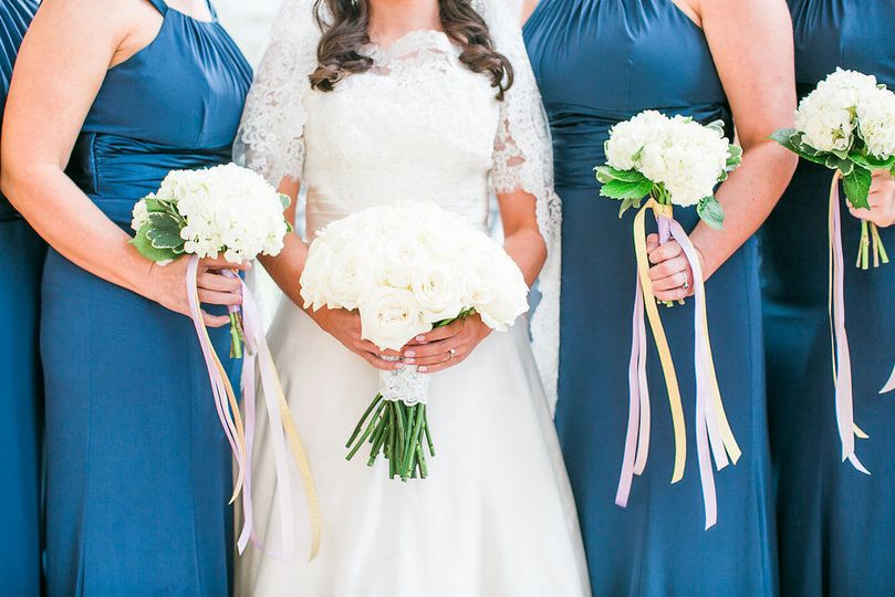 Bridal party | Courtney Price Photography