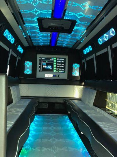 Interiors, lights, and screens