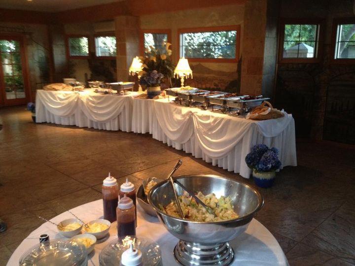 Tmx 1371682113312 Buffet Style   Copy San Diego, CA wedding catering