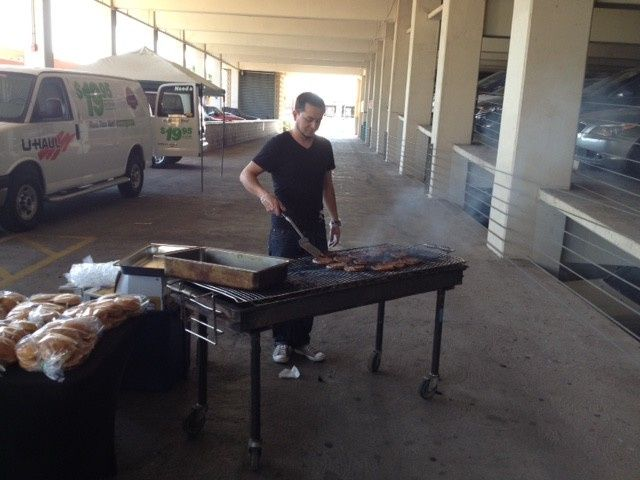 Tmx 1416967409765 Grill Pic 3 San Diego, CA wedding catering