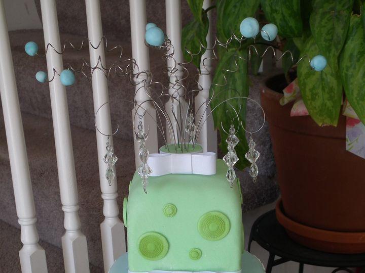 Tmx 1368803897762 Dscf2060 Milford wedding cake