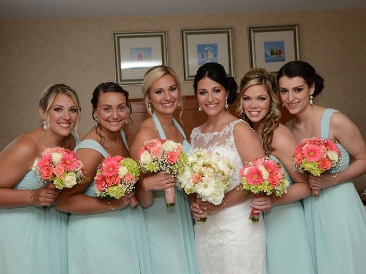 Tmx 1474560750641 Jessica Young And Bridesmaids Orange, Connecticut wedding dress