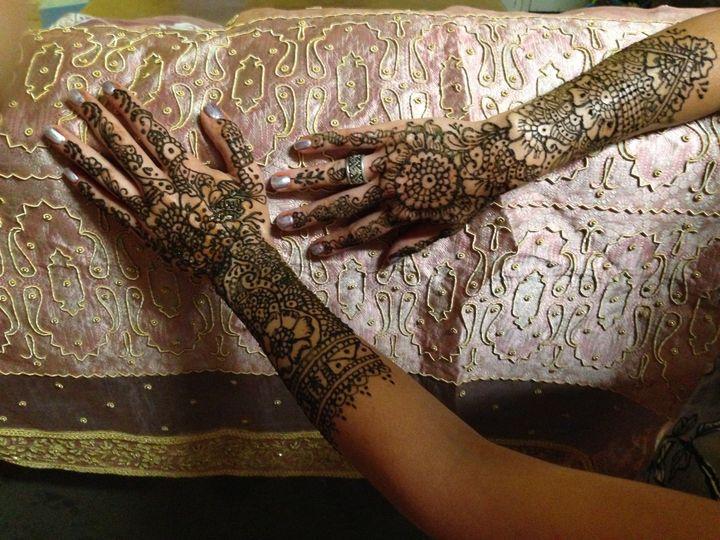 Henna Party Etiquette : Henna by salma beauty health pasadena ca weddingwire