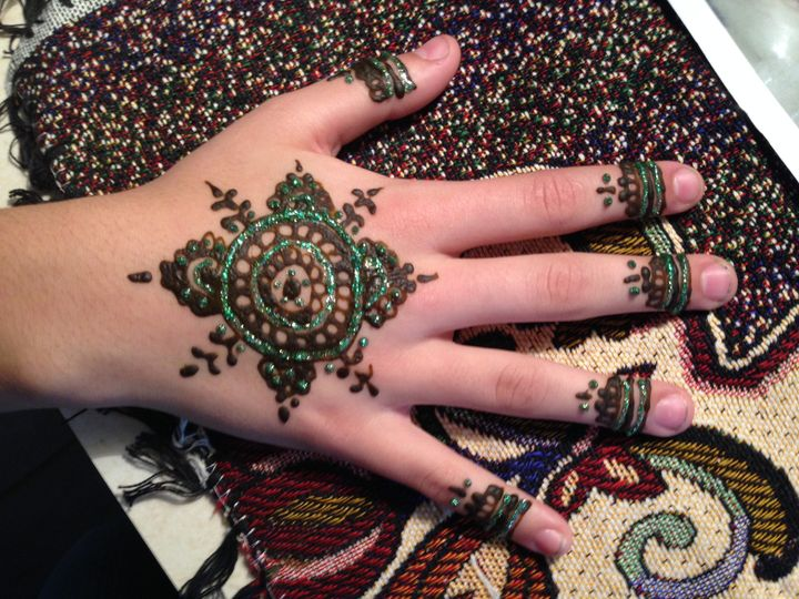 Henna Party Etiquette : Henna by salma beauty health pasadena ca weddingwire