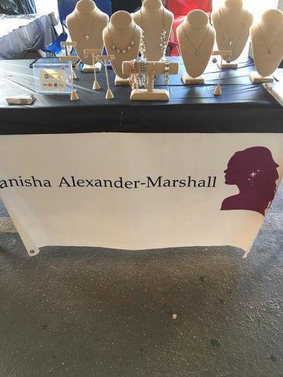 vanisha alexander marshall display 092317