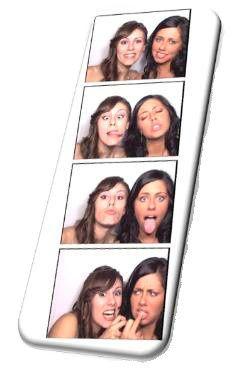 photobooth stripscutout