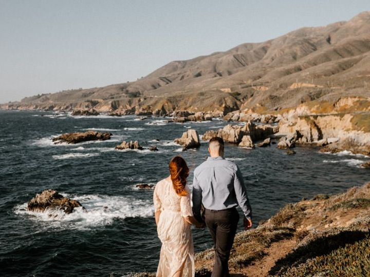Tmx Big Sur Engagement Session 017 51 969052 1572545018 San Diego wedding photography