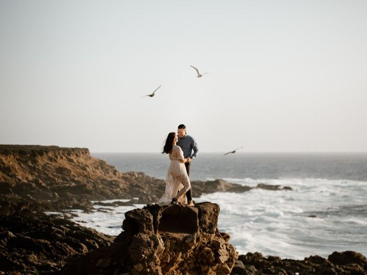 Tmx Big Sur Engagement Session 023 51 969052 1572545018 San Diego wedding photography
