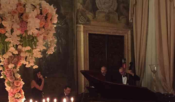 Italian Wedding Music, Music for High Sensations