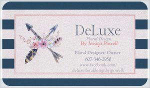 DeLuxe Floral Design by Jessica Powell