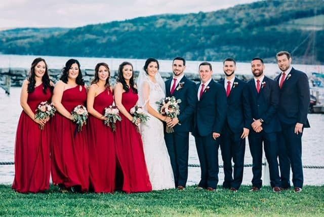 Tmx Deluxe Wedding 105 51 1000152 158350957556820 Corning, NY wedding florist