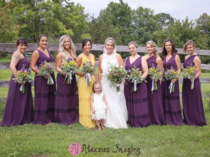 Tmx Deluxe Wedding 8 51 1000152 158350957575059 Corning, NY wedding florist