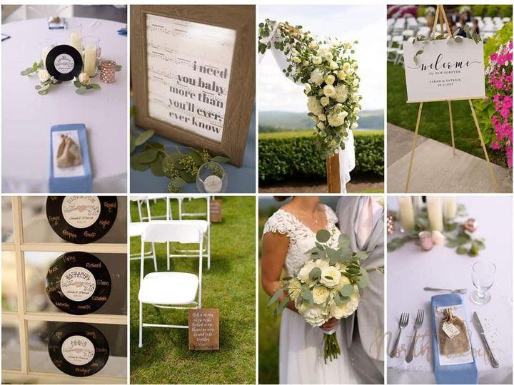 Tmx Hughes Wedding 1 51 1000152 158350993617035 Corning, NY wedding florist