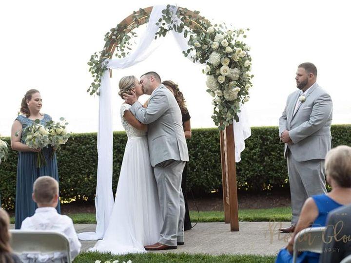 Tmx Hughes Wedding 2 51 1000152 158350993696492 Corning, NY wedding florist