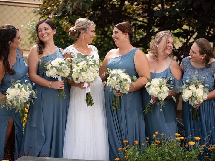 Tmx Hughes Wedding 5 51 1000152 158350993614367 Corning, NY wedding florist