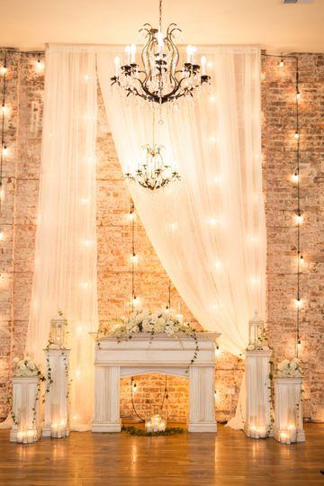 Elegant Altar