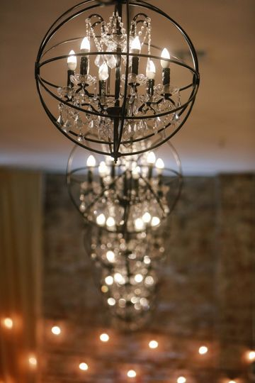 Our specialty chandeliers
