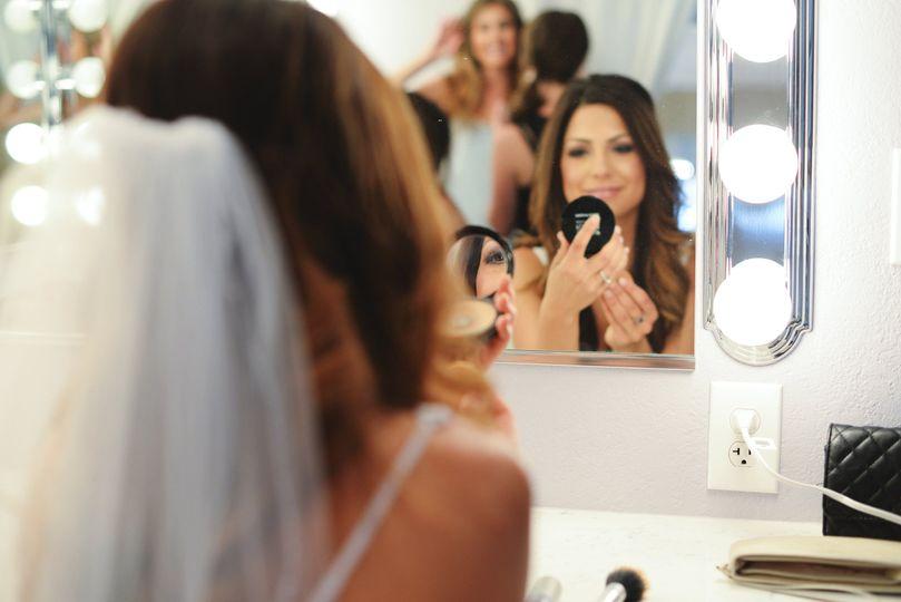 Our Bridal Suite Vanity