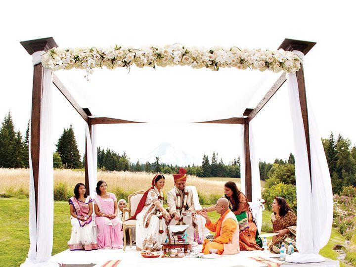 Tmx 1376518947546 Barclays Event Rental Mandap Art Of Joy Portland, Oregon wedding rental