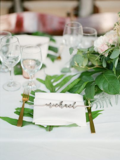 Home Calligraphy Cut-Outs Place Setting Calligraphy Name Cut-Out  Prev | Next  Place Setting...