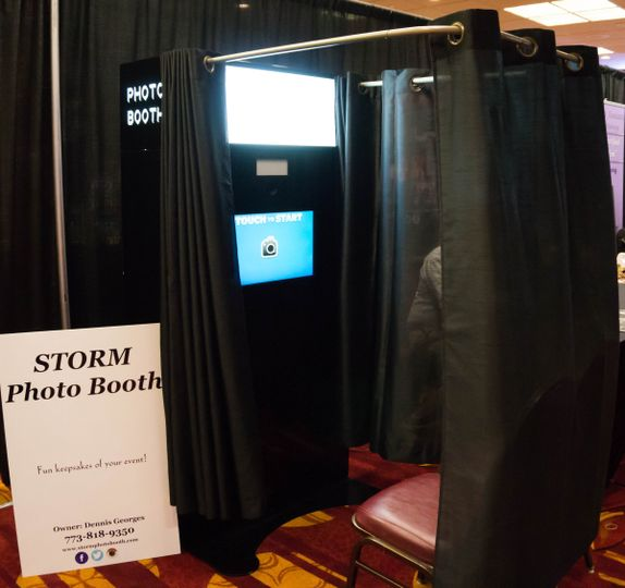 Our Premium Booth