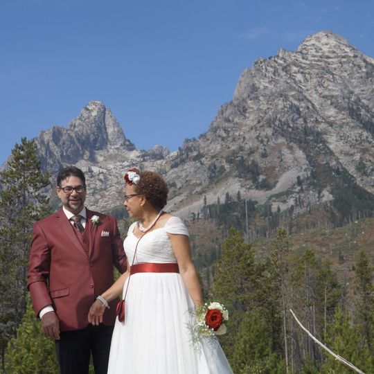 Congratulations Carmen and Steven | Grand Teton National Park