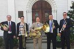 Nebula Brass Quintet image