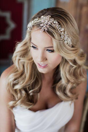 Bride final look