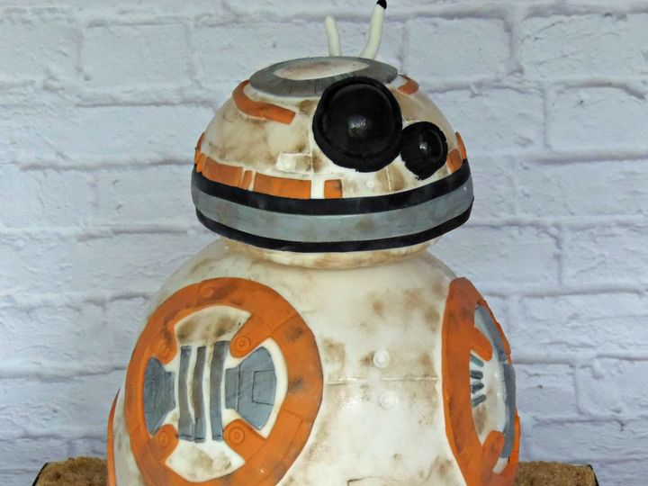 Tmx 1500933366478 Bb8cake3d Groomscake Colorado Springs wedding cake