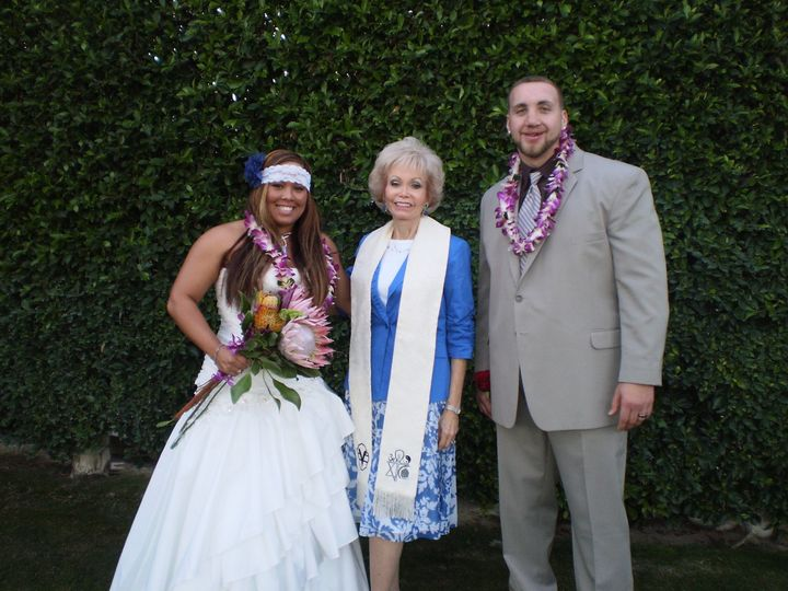 Tmx 1430958613109 P2160358 Indian Wells, California wedding officiant