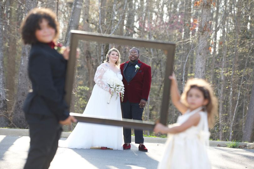 Kirkley wedding