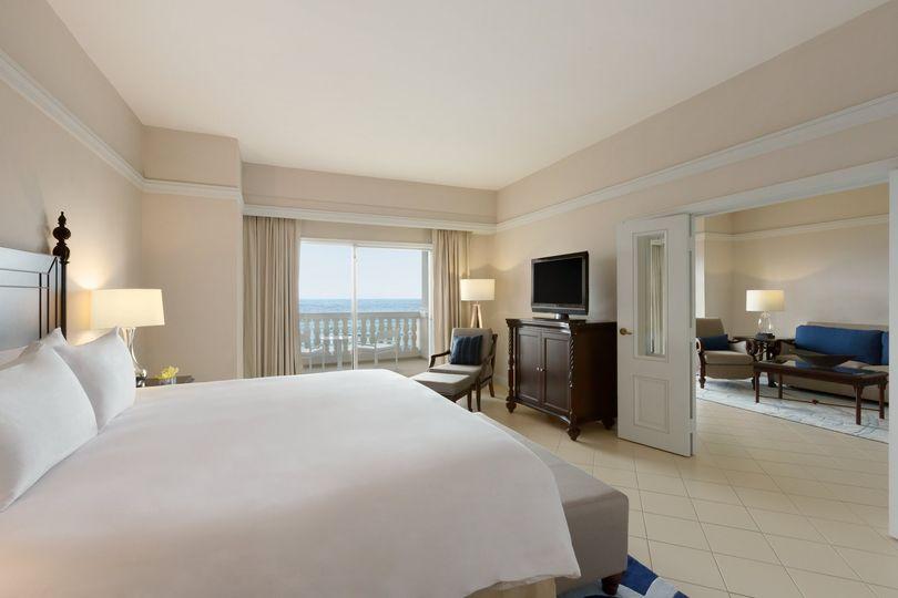 zilara ocean front butler junior suite