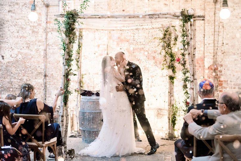 Houston Hall Wedding