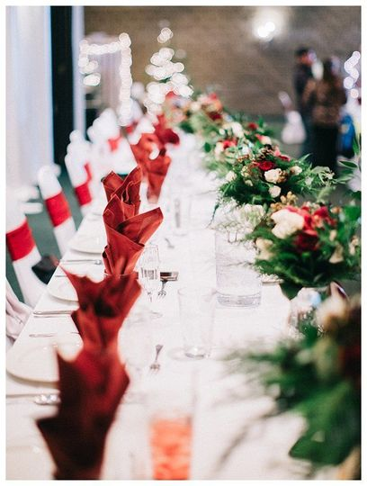 Florals and table settings - Natasha Nicole Photography