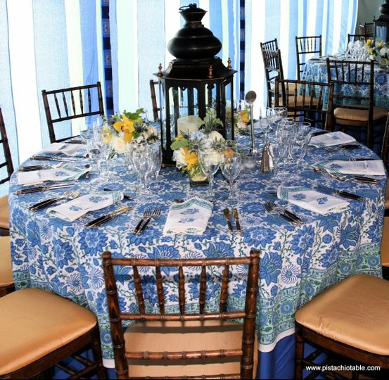 pistachio table linens wedding rehearsal 00