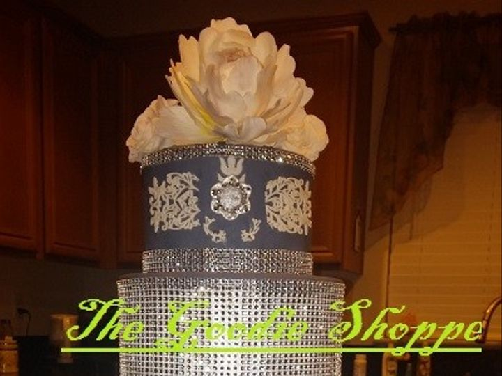 Tmx 1422908634407 0919142034a Riverside wedding cake