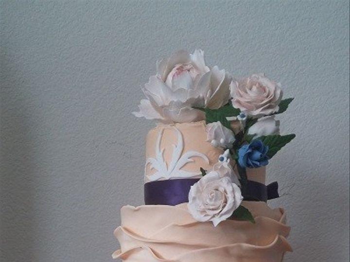 Tmx 1422908694253 1010140848 Riverside wedding cake