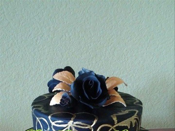 Tmx 1422909046253 0831141456a Riverside wedding cake