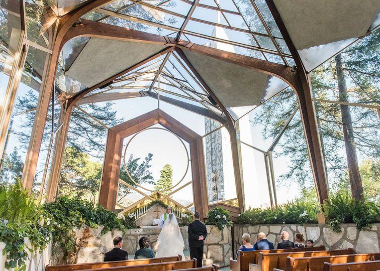 Mona & Casey - Wayfarer Chapel