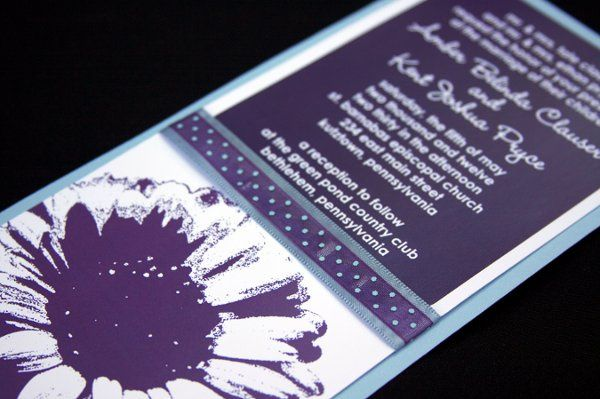 Tmx 1302899132957 AmberKent2 Reading wedding invitation