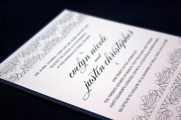 Tmx 1302899174303 Evelynjustin1 Reading wedding invitation