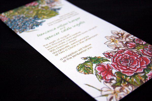 Tmx 1302899179334 Francescaspencer2 Reading wedding invitation