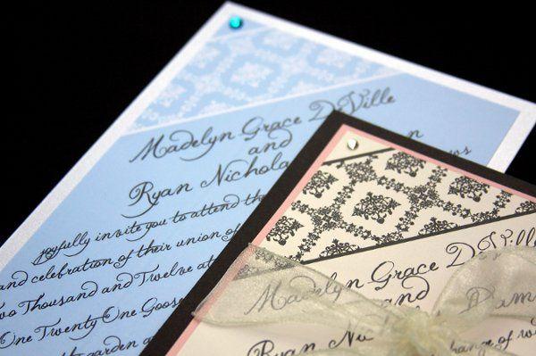 Tmx 1302899234291 Madelynryan2 Reading wedding invitation