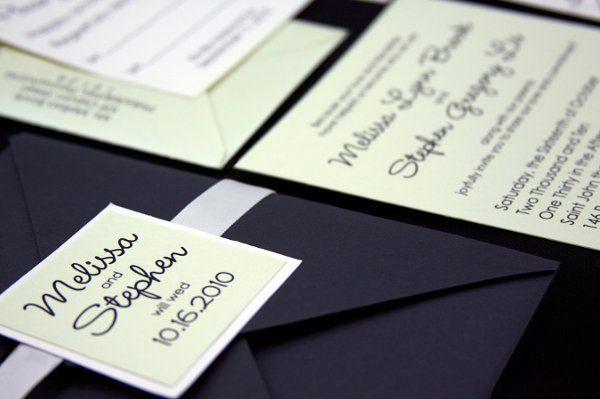 Tmx 1302899254276 MelissaEddInviteAngle Reading wedding invitation