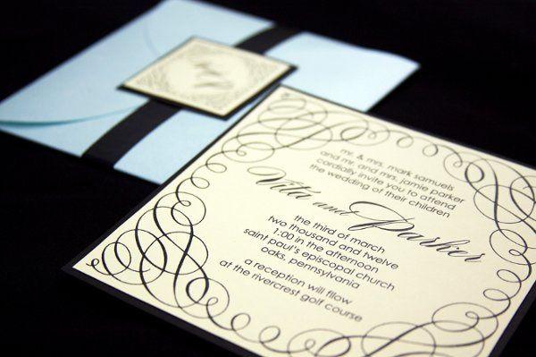 Tmx 1302899340484 Vitaparker1 Reading wedding invitation