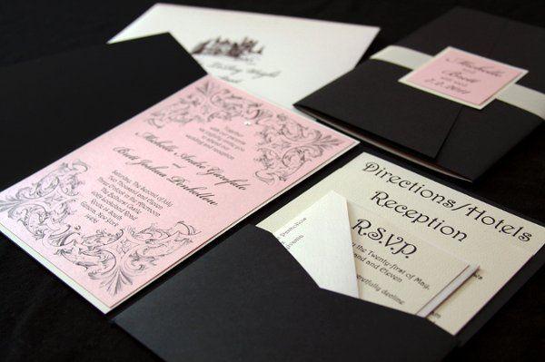 Tmx 1314288958451 MandBUSETHIScloseupmaininviteonly Reading wedding invitation