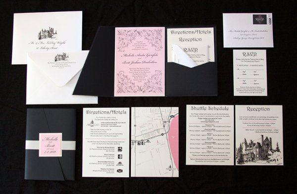 Tmx 1314289053545 MandBSuite Reading wedding invitation