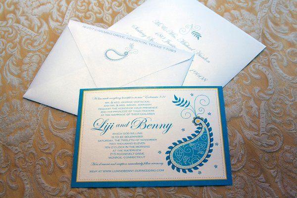Tmx 1316795849659 LijiBennyWeddingInviteandEnvelopeNEW Reading wedding invitation