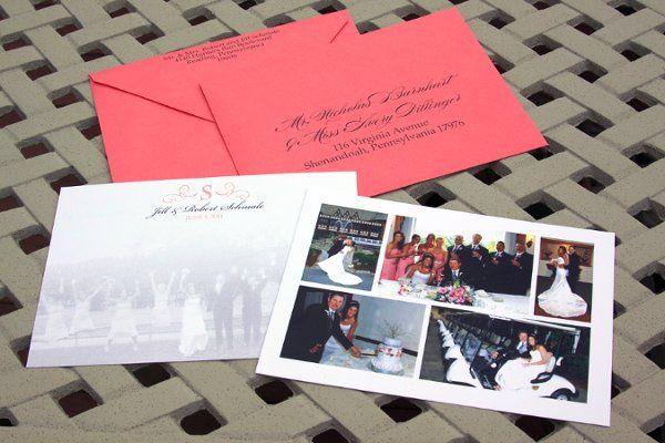 Tmx 1316804770113 JillRobertThankYouCards Reading wedding invitation